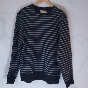 NWT Men's Crewneck Fleece Sweatshirt